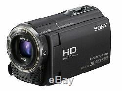 Sony Handycam Hdr-cx570e Caméscope Schwarz Caméscope Numérique Hd