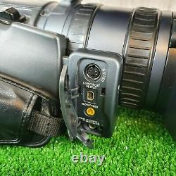 Sony Handycam Hdr-fx1e 3ccd Digital Hd Video Camera Recorder Avec Carl Zeiss