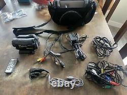 Sony Handycam Hdr-sr11 Enregistreur Vidéo Hd Numérique 60 Go Avec Dock