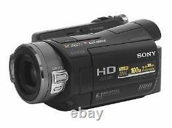 Sony Handycam Hdr-sr8e Caméscope Vidéo Hd Numérique 100 Go