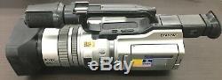Sony Handycam Video Recorder Appareil Photo Numérique Dcr Vx2000 Avec Chargeur