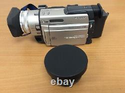 Sony Handycam Vision Dcr-trv900e Digital Video Camera Recorder (erreur De Bande Err)