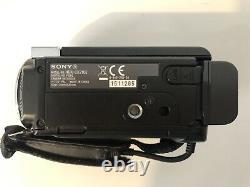 Sony Hdr-cx210e- Handycam Digital Hd Video Camera Recorder-no Box