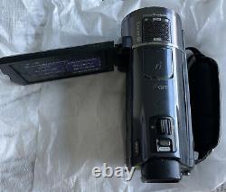 Sony Hdr-cx550v Full Hd 1080 64gb Mémoire Interne Enregistrement De Caméra Vidéo Hd Numérique