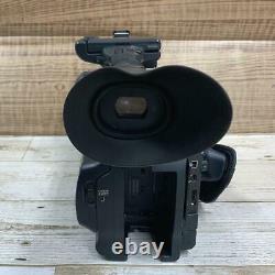 Sony Hdr-fx1000 Hdv Handycam Digital Hd Video Camera Recorder Sans Batterie