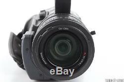 Sony Hdr-fx1 Enregistreur Caméscope Handycam Numérique Hd Hd A Besoin De Réparation # 29527