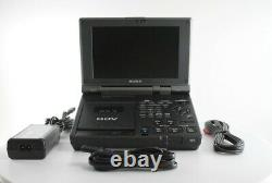 Sony Hdv Vidéo Walkman Gv-hd700e Vcr Numérique DV / Mini DV Pal Grade A