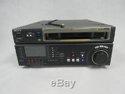 Sony Hdw-d1800, Digital Video Cassette Recorder192