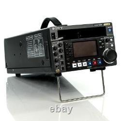 Sony Hdw-s280 Numérique Hd Hdcam Magnétoscopes Pour Pieces / Ne Fonctionne Pas