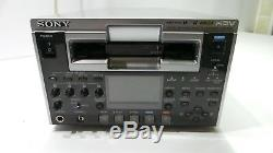 Sony Hvr-1500 Hdv / Dvcam 1080i, Digital Hd Magnétoscope