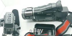 Sony Hvr-a1p Dvcam Enregistreur Caméra Vidéo Numérique En Excellent État