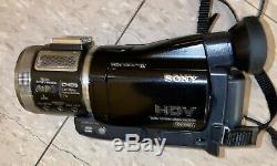 Sony Hvr-a1u Enregistreur Vidéo Numérique Hd, Hdv 1080i