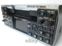 Sony Hvr-hd 1080i M25j DV Enregistreur Numérique Platine Cassette 25x10 Drum Hrs Seulement