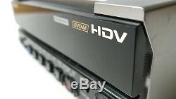 Sony Hvr-m15au Ntsc / Pal Hdv 1080i Dvcam DV Enregistreur Vidéo Numérique Lecteur
