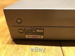 Sony Hvr-m15au Ntsc / Pal Hdv 1080i Dvcam DV Lecteur Vidéo Enregistreur Numérique Magnétoscope Ex