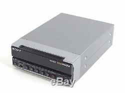 Sony Hvr-m15au Ntsc / Pal Hdv 1080i Dvcam DV Lecteur Vidéo Enregistreur Numérique Magnétoscope Ln