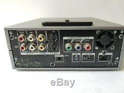 Sony Hvr-m15u Hdv Dvcam DV Lecteur Vidéo Enregistreur Numérique 39x10 Drum Hrs Seulement