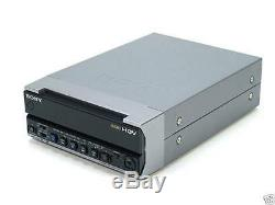 Sony Hvr-m15u Pal / Ntsc Hdv 1080i Dvcam DV Lecteur Vidéo Enregistreur Numérique Magnétoscope Ex