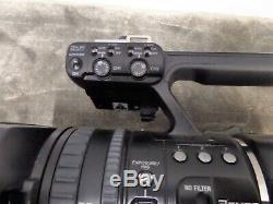 Sony Hvr-v1p Recorder Hd Caméra Vidéo Numérique Non Testé