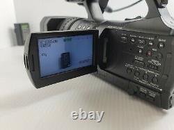 Sony Hvr-v1u Caméscope Numérique Hd Enregistreur De Caméra Vidéo Hdv 1080i Carl Zeiss Len