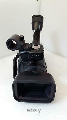 Sony Hvr-v1u Enregistreur Vidéo Hd Numérique, Sans Batterie, As-is -qty