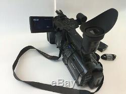 Sony Hvr-z1e Caméscope Numérique Hd Caméscope Hdv 1080i Carl Zeiss