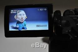 Sony Hvr-z1u Enregistreur Numérique Hd As Is