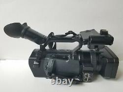 Sony Hvr-z1u Hdv 1080i Mini DV Digital Video Camera Recorder Haute Définition