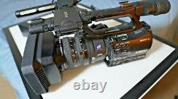 Sony Hvr-z7u Hdv Digital Hd Enregistreur Vidéo Professionnel Basse Durée