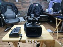 Sony Hxr-nx5e Enregistreur Vidéo Hd Numérique Noir