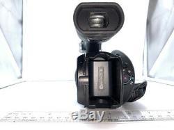Sony Nex Vg10 Interchangeable Lens (e Mount) Enregistreur Numérique Hd