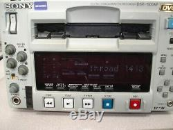 Sony Numérique Magnétoscopes Dsr-1500ap (22v-002)