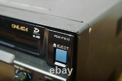 Sony Pdw-f1600 Xdcam Hd Lecteur Enregistreur Vidéo Numérique En Excellent État
