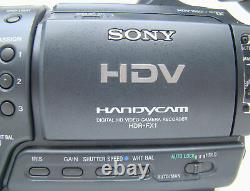 Sony Professional Hdr-fx1 Digital Hd Video Camera Recorder Camcorder Minidv 3ccd Sony Professional Hdr-fx1 Digital Hd Camera Recorder Camcorder Minidv 3ccd Sony Professional Hdr-fx1 Digital Hd Camera Recorder Camcorder Minidv 3ccd Sony Professional Hdr