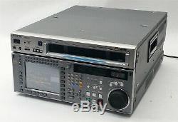 Sony Srw-5500 Hdcam-sr Hd Digital Betacam Video Edit Cassette Recorder