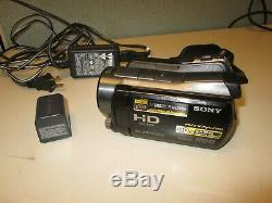 Sony Steady Shot Caméscope Numérique Hd Hdr-sr11 Full Hd 1080