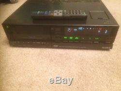 Sony Video 8 Cassette Vidéo Audio Enregistreur Numérique Ev-s700ub Pal Avec Télécommande