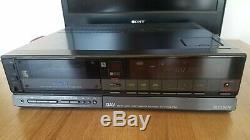 Sony Video 8 Cassette Vidéo Audio Enregistreur Numérique Ev-s700ub Pal Gwc Japon