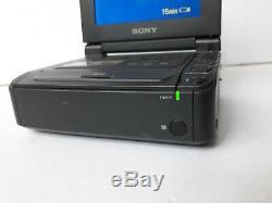 Sony Walkman Cassette Vidéo Enregistreur Numérique Gv-d900 Minidv Ntsc Firewire 1394