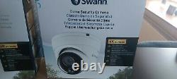 Swann 8780, 8 Canaux 4k Ultra Hd Video Recorder 2 To Hdd + 2 Caméras