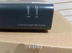 Swann Dvr84550 Cctv 8 Canaux Enregistreur Vidéo Numérique Hd De 2 To Hdd Cctv 6 Cam
