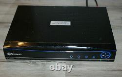 Swann Dvr-4000h D1 8 Channel 1tb Dvr Digital Video Recorder Cctv