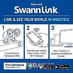 Swann Dvr 4400 4 Canaux 720p Enregistreur Vidéo Numérique A850 A851 2tb Sodvr-44400h