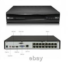Swann Nvr16 7400 16 Canal 1080p 2 To Hdd Poe Nvr Network Enregistreur Vidéo Cctv