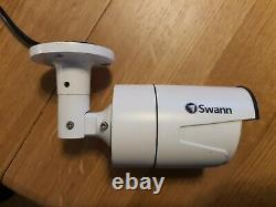Swann Nvr4-7285 4 Channel Hd Network Enregistreur Vidéo 1 To Et 2 Caméras X Nhd-810