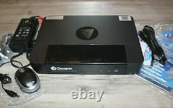 Swann Nvr-7450 4k Ultra Hd 8 Channel 2tb Hdd Cctv Network Enregistreur Vidéo