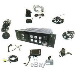 Système D'enregistrement Vidéo Numérique Dash De Voiture De Police L-3 Mobile-vision Flashback2