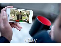 Tout Neuf Authentique Video Ring Sonnette Pro Hd 1080p, Une Connexion Wi-fi, Détection De Mouvement