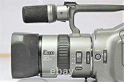 Utilisé Dcr-vx1000 Digital Video Camera Recorder Sony Handycam Camcorder Good Japan