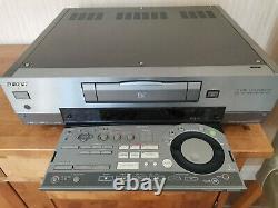 Véritable Sony Dhr-1000vc Digital Video Cassette Recorder DV Mini DV Highend